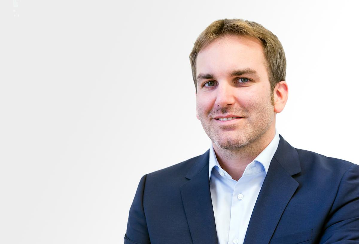 Dominik Oriwall - Geschäftsführer Bedifol GmbH
